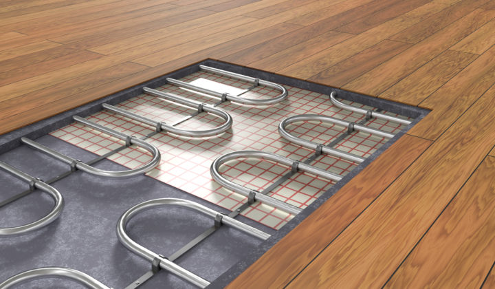 How To A Radiant Heating System