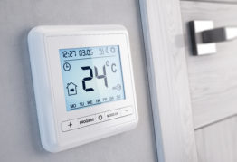 Heating Contractors Battle for your Digital Thermostat