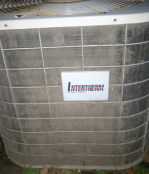 Intertherm Central Air Conditioner