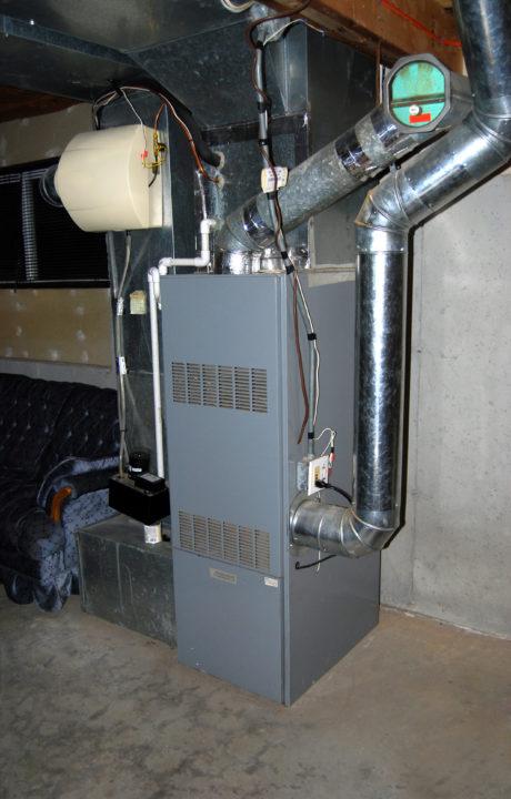 residential oil furnace